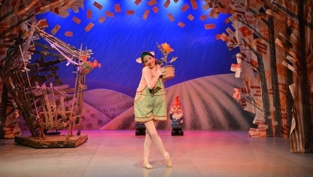 Bite-Sized Ballets: The Three Little Pigs