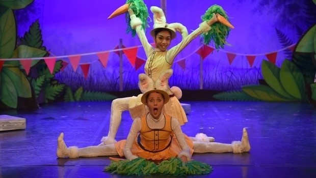 Bite-Sized Ballets: Tortoise & the Hare