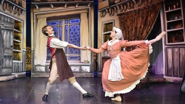 Bite-Sized Ballets: Elves and the Shoemaker