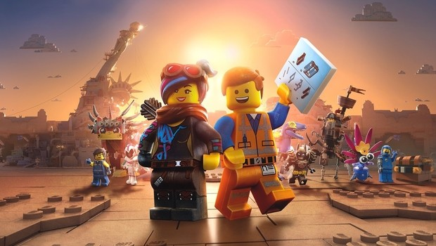 3D The Lego Movie 2