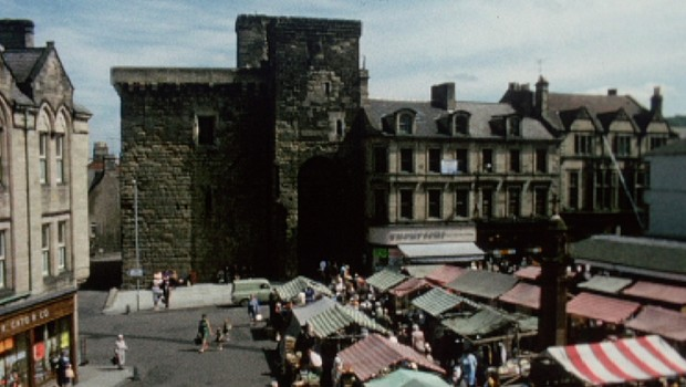 Hexham on Film