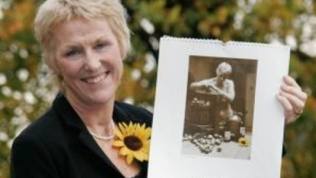 Calendar Girls come to Hexham