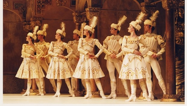 Royal Ballet: Concerto & Other Ballets