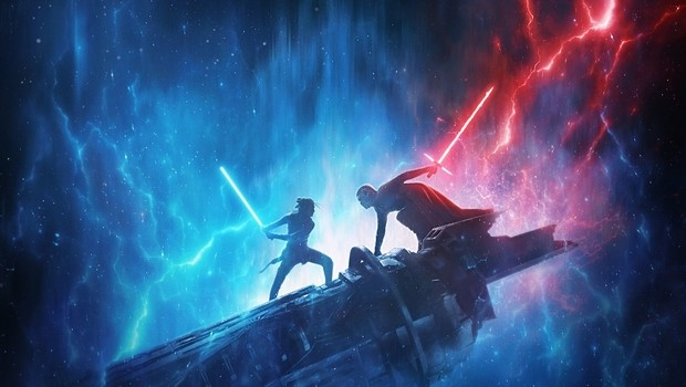 3D Star Wars: The Rise Of Skywalker