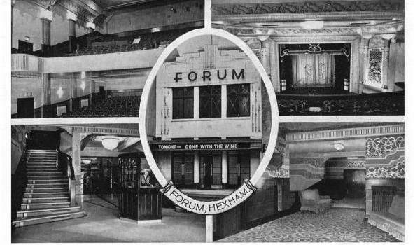 The History of Cinema in Hexham - Talk by Mark Benjamin