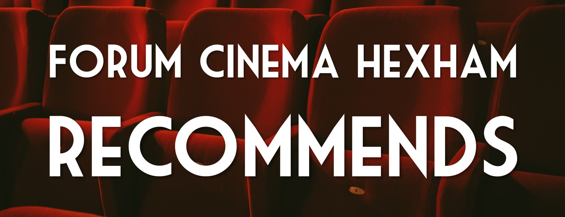 FCH RECOMMENDS - FILMS TO STREAM ONLINE