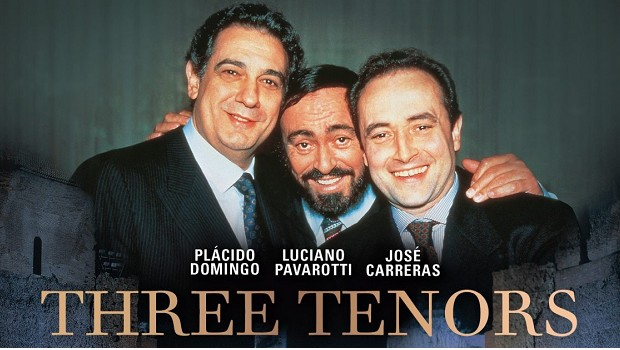 Three Tenors: Voices For Eternity