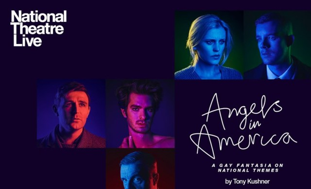 NY Live: Angels in America Part Two: Perestroika