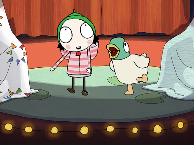 Sarah and Duck July 2017 - Toddler Time