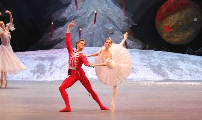 BOLSHOI:. The Nutcracker