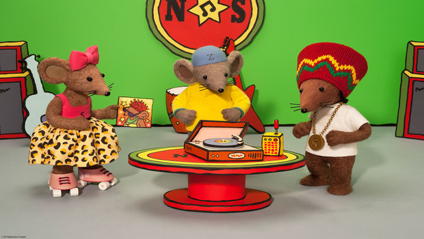Toddler Time: Rastamouse