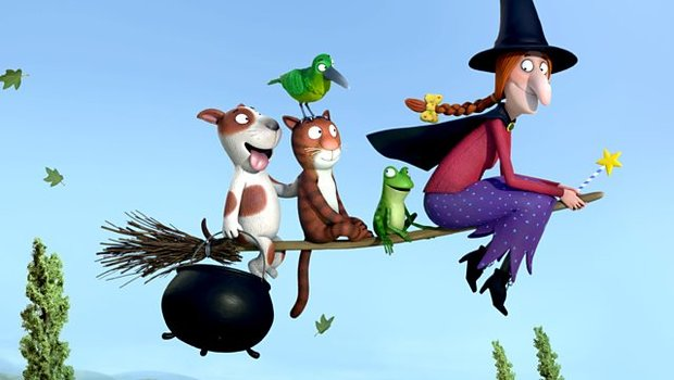 Toddler Time: Room on the Broom