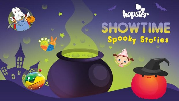 Toddler Time: Hopster Showtime - Spooky Stories