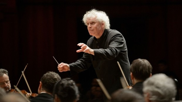 Berliner Philharmoniker: Simon Rattle's Farewell Concert