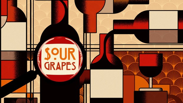 Sour Grapes + Optional Wine Tasting
