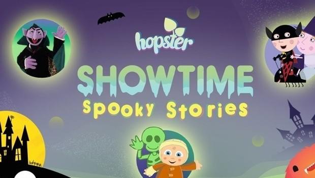 Hopster Showtime - Halloween