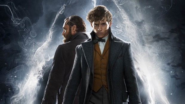 3D Fantastic Beasts: The Crimes Of Grindelwald