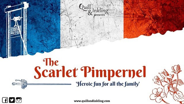 Quill & Inkling presents The Scarlet Pimpernel