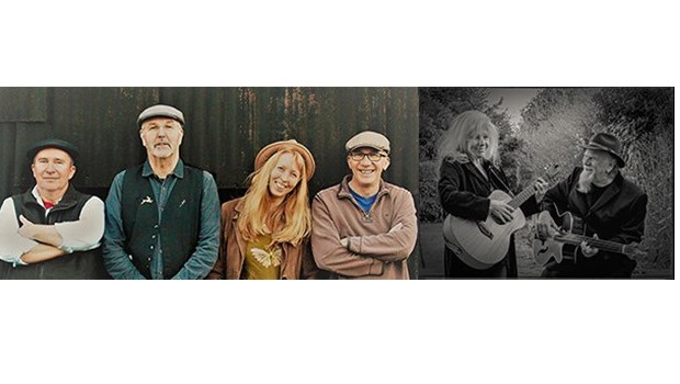 Fisher Folk Presents - Ludlam Pikes & The Baroness