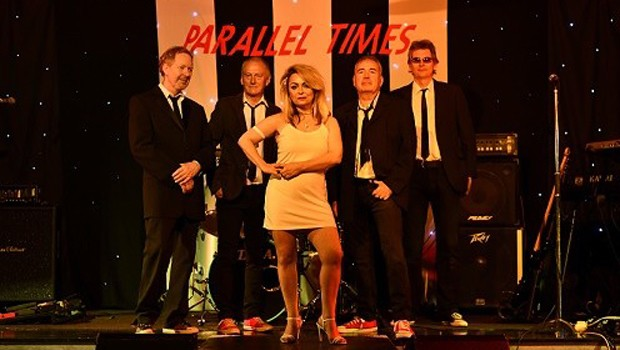 Parallel Times, The Ultimate Blondie Experience