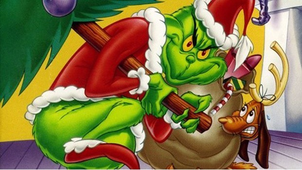 Fisher Youth Theatre Group Presents - The Grinch