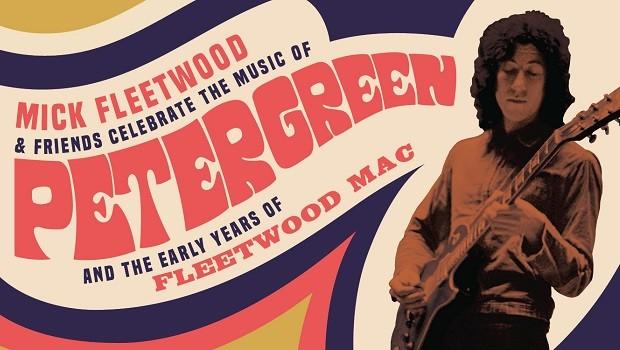 Mick Fleetwood & Friends - On the Big Screen