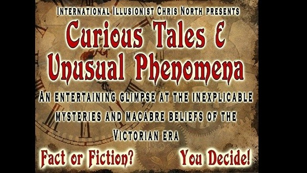Curious Tales & Unusual Phenomena