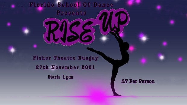 Florido School of Dance Presents - Rise Up