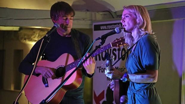 Fisher Folk & Acoustic - The Larks