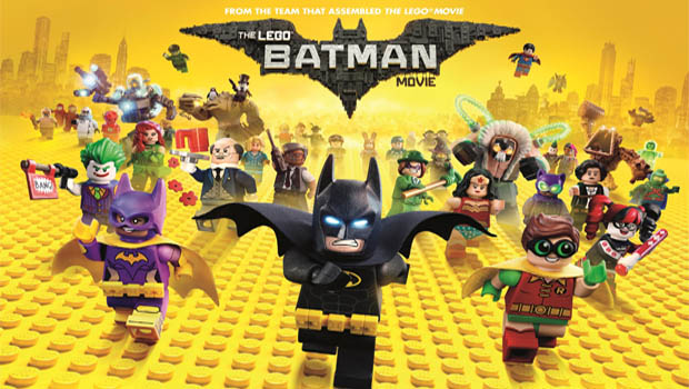 Cine Minis: Lego Batman