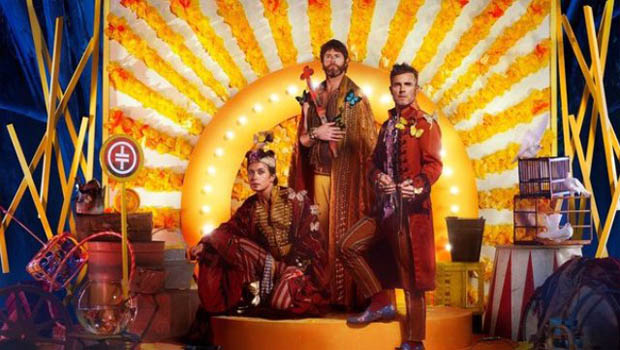 Take That:Wonderland Live from the O2