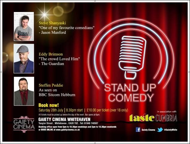 Gaiety Comedy Night