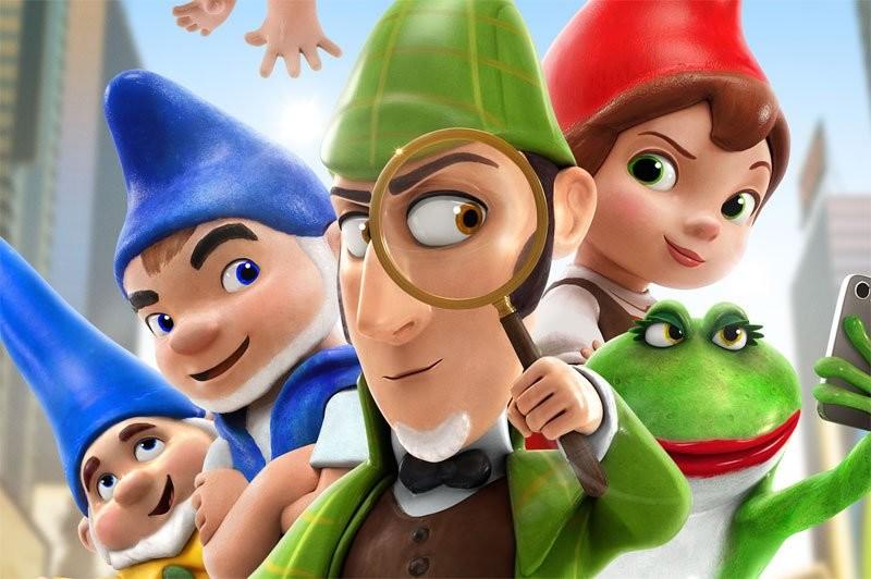 Cinemini's: Sherlock Gnomes