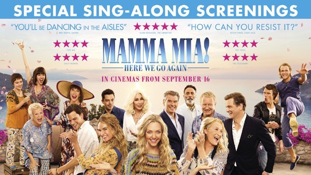 Mamma Mia: Here we go Again Singalong