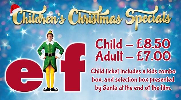 Elf/Christmas Experience