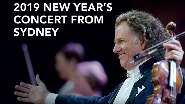 Andre Rieu: 2019 New Year's Concert from Sydney