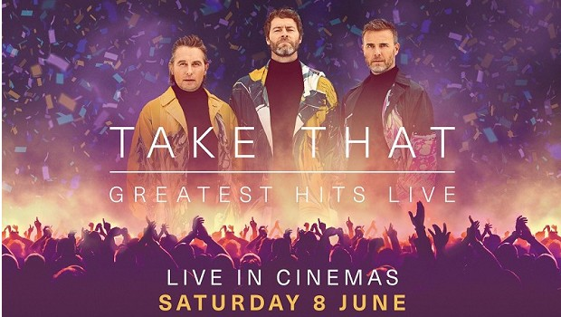 Take That: Greateat Hits Live