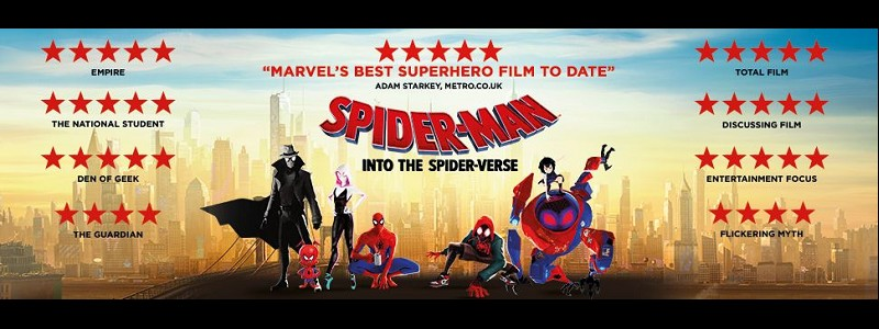 Cine Minis - Spider-man: Into the Spider-Verse
