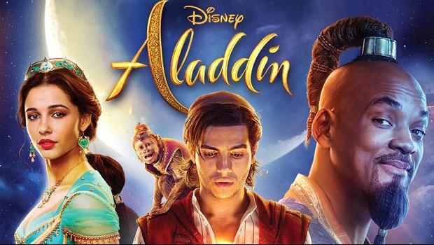 Cine Minis: Aladdin