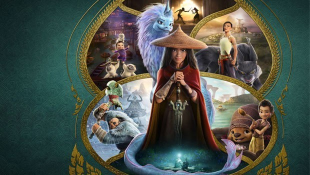 Cinemini: Raya And The Last Dragon