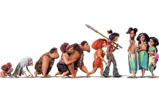 The Croods 2: A New Age