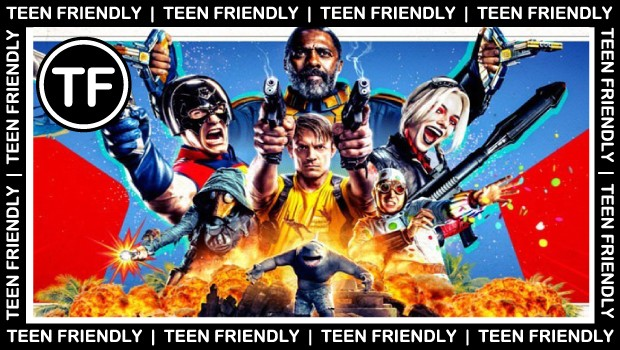 TEEN FRIENDLY: SUICIDE SQUAD