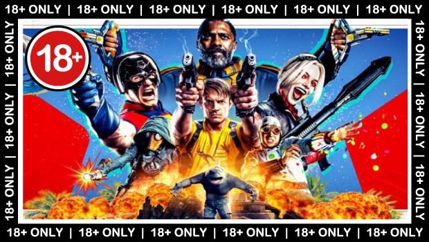 18+ Screening: Suicide Squad