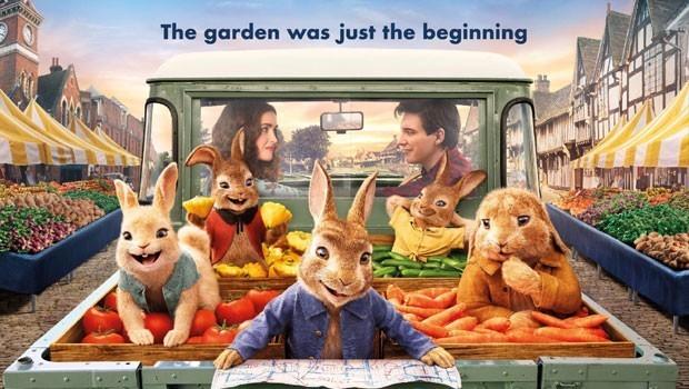 Cinemini: Peter Rabbit 2