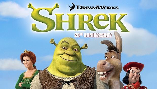 Shrek: 20th Anniversary