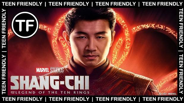 Teen Friendly Shang Chi