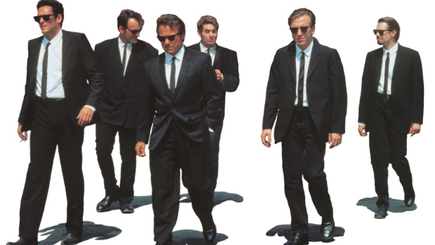 Reservoir Dogs - Tarantino On Screen-o