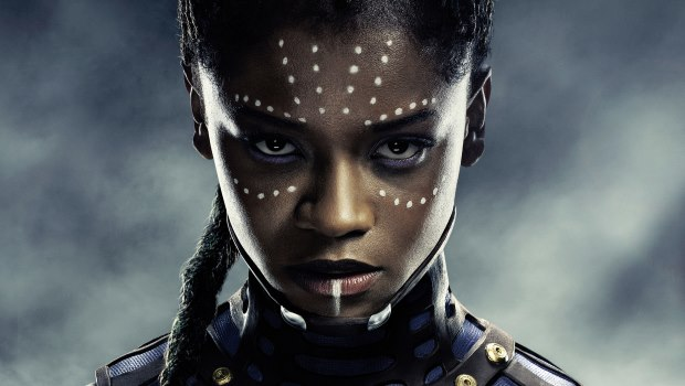 Black Panther + Q&A w/ Letitia Wright