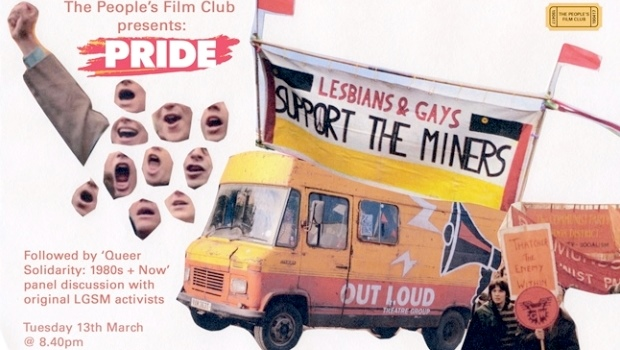 Pride - The People's Film Club + Panel w/ The Original Activists