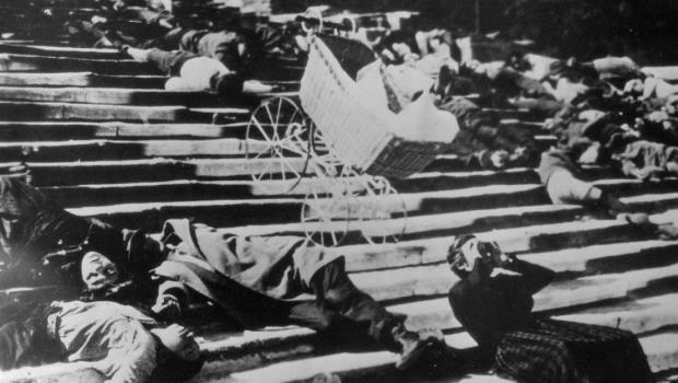 Battleship Potemkin - Rescored Live by Grok